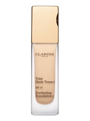 Clarins everlasting foundation spf15