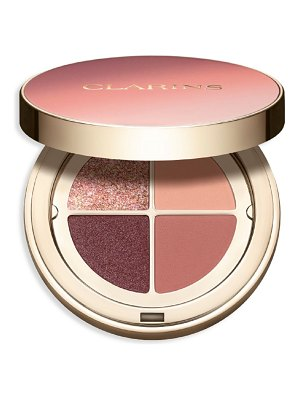 Clarins ombre 4 couleurs eyeshadow