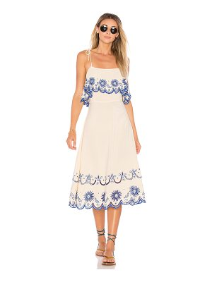 CLEOBELLA Inez Midi Dress