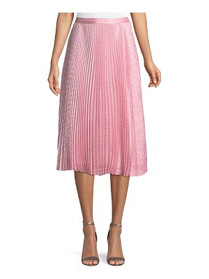 Club Monaco Bethina Pleated Midi Skirt