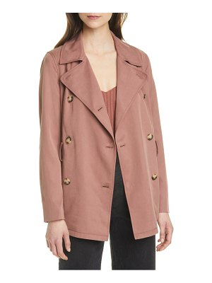 Club Monaco the soft trench coat