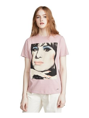 COACH 1941 barbra streisand t-shirt