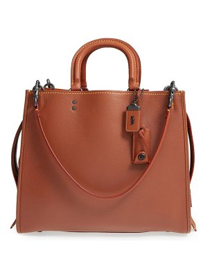 COACH 1941 'rogue 36' leather satchel