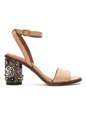 COACH Tea Rose Heel