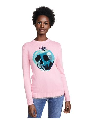 COACH 1941 x disney poison apple sweater