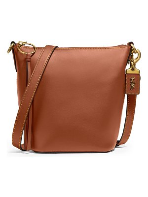 COACH archival 20 duffle leather shoulder bag