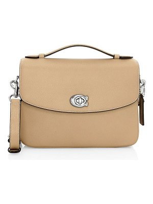 COACH cassie leather crossbody bag
