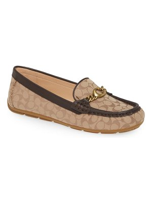 COACH maegan loafer