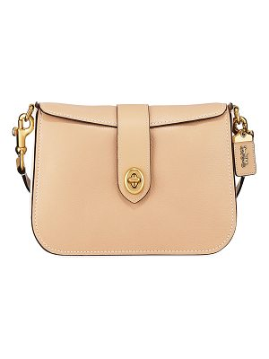 COACH Page 27 Colorblock Leather Satchel Bag