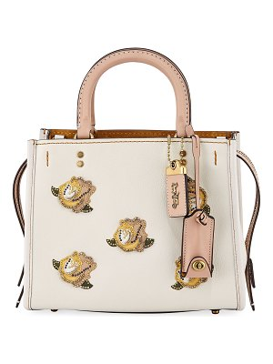 COACH Rogue 25 Rose Tote Bag