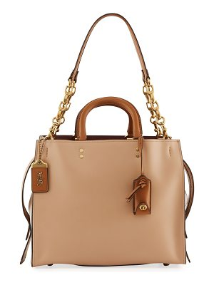COACH Rogue Glove-Tanned Smooth Bag