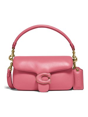 COACH tabby pillow leather shoulder bag