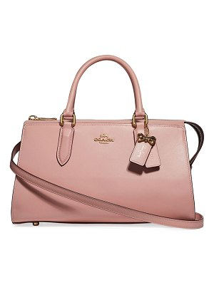 COACH x Selena Gomez Bond Leather Bag