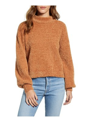 CODEXMODE cozy chenille sweater
