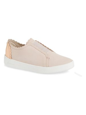 Cole Haan grandpro spectator scalloped slip-on sneaker