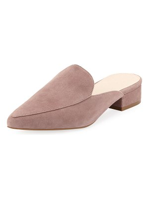 Cole Haan Piper Grand Suede Mules