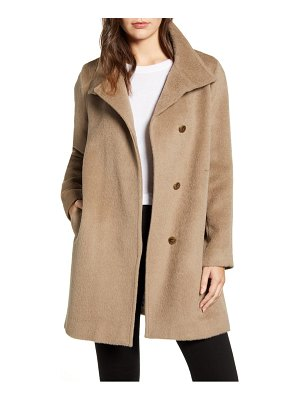 COLE HAAN SIGNATURE cole haan suri alpaca blend jacket