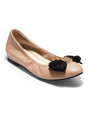 Cole Haan Tali Soft Bow Ballet Flats