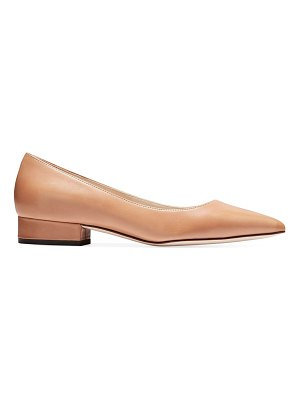 Cole Haan vesta leather ballet flats