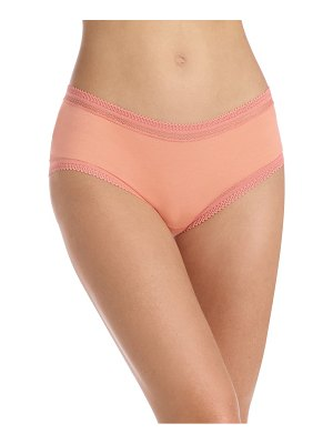 Commando pure pima girlshort briefs