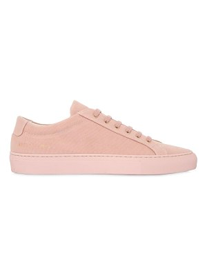 Common Projects 20mm original achilles canvas sneakers