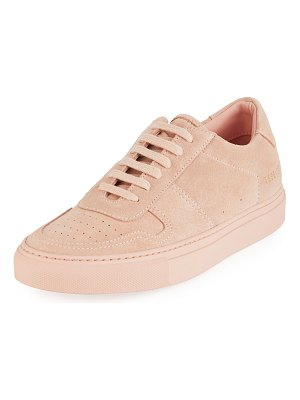 Common Projects Ball Low-Top Suede Sneakers