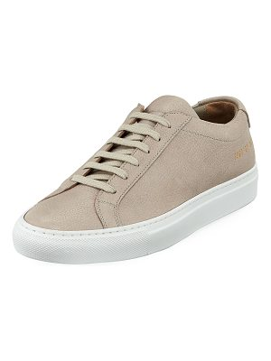Common Projects Original Achilles Low-Top Premium Sneakers