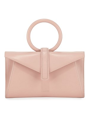 Complet Vallery Mini Smooth Leather Top-Handle Bag