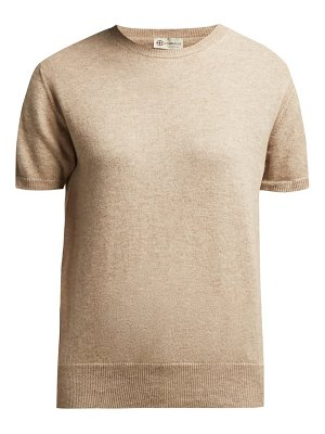 CONNOLLY short sleeved cashmere sweater