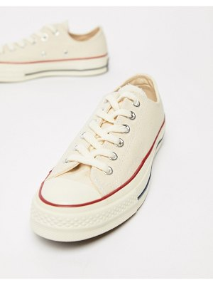Converse chuck '70 ox sneakers in parchment-cream