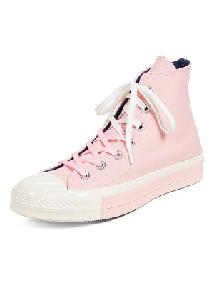 Converse chuck 70s high top super colorblock sneakers