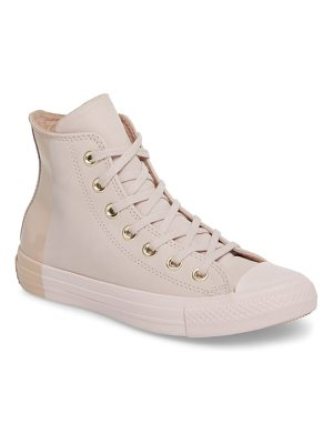 CONVERSE Chuck Taylor All Star Blocked High Top Sneaker