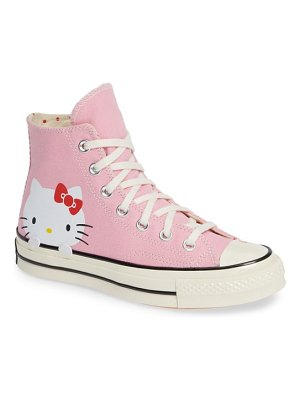 Converse chuck taylor all star hello kitty ct 70 high top sneaker