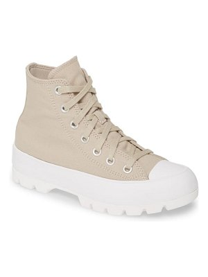 Converse chuck taylor all star high top lugged sneaker boot