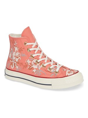 Converse chuck taylor all star parkway floral 70 high top sneaker