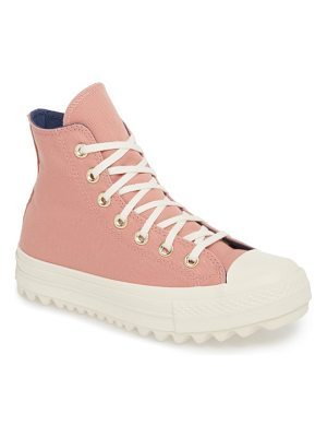 Converse chuck taylor all star ripple high top sneaker
