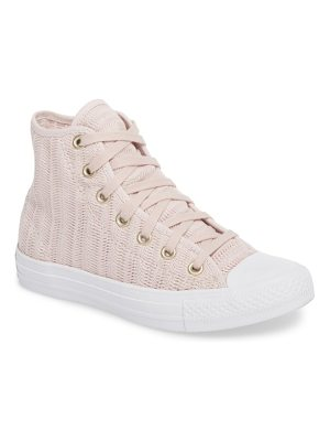 Converse chuck taylor all star seasonal hi sneaker