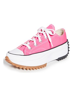 Converse run star hike ox platform sneakers