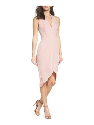 COOPER ST evening light drape dress
