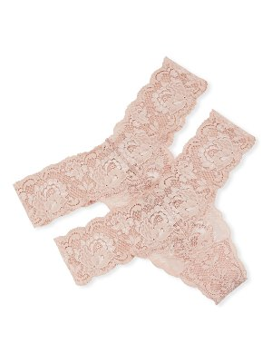 Cosabella 2-Pack Never Say Never Cutie Thong