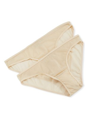 Cosabella 2-Pack Soire Low-Rise Bikini Briefs