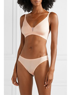 Cosabella evolution stretch-jersey soft-cup bra