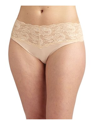 Cosabella never say never extended size thong