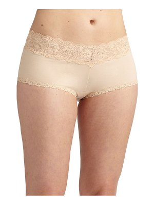 Cosabella never say never ultra-stretch boyshorts
