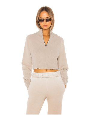 COTTON CITIZEN beijing crop sweater