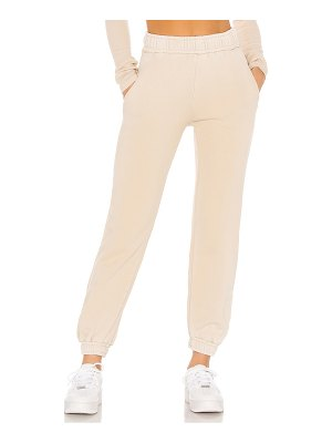 COTTON CITIZEN x revolve brooklyn sweatpant