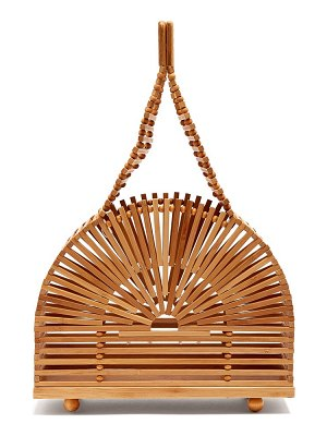 Cult Gaia cupola dome mini bamboo bag