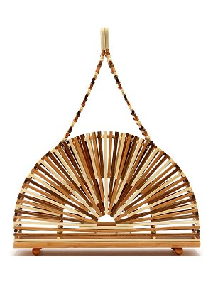Cult Gaia Dome Bamboo Bag