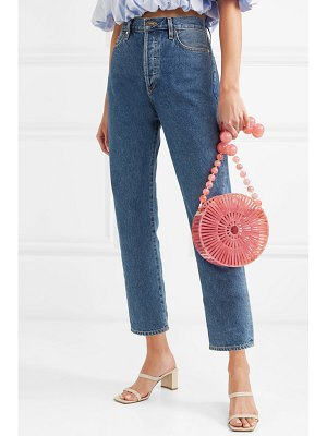 Cult Gaia luna acrylic shoulder bag