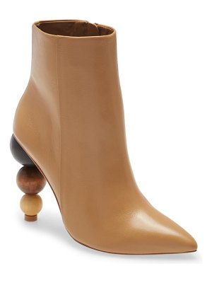 Cult Gaia pointed toe bootie
